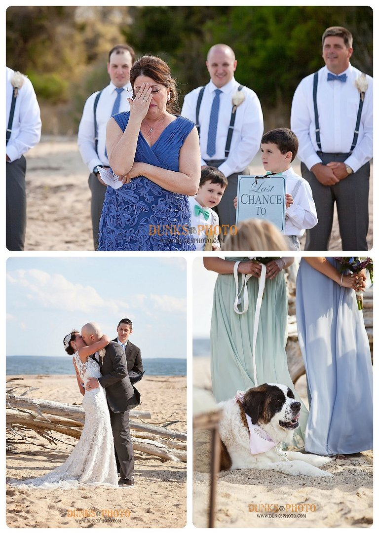 Southern Maryland Wedding Cove Point Lighthouse Wedding