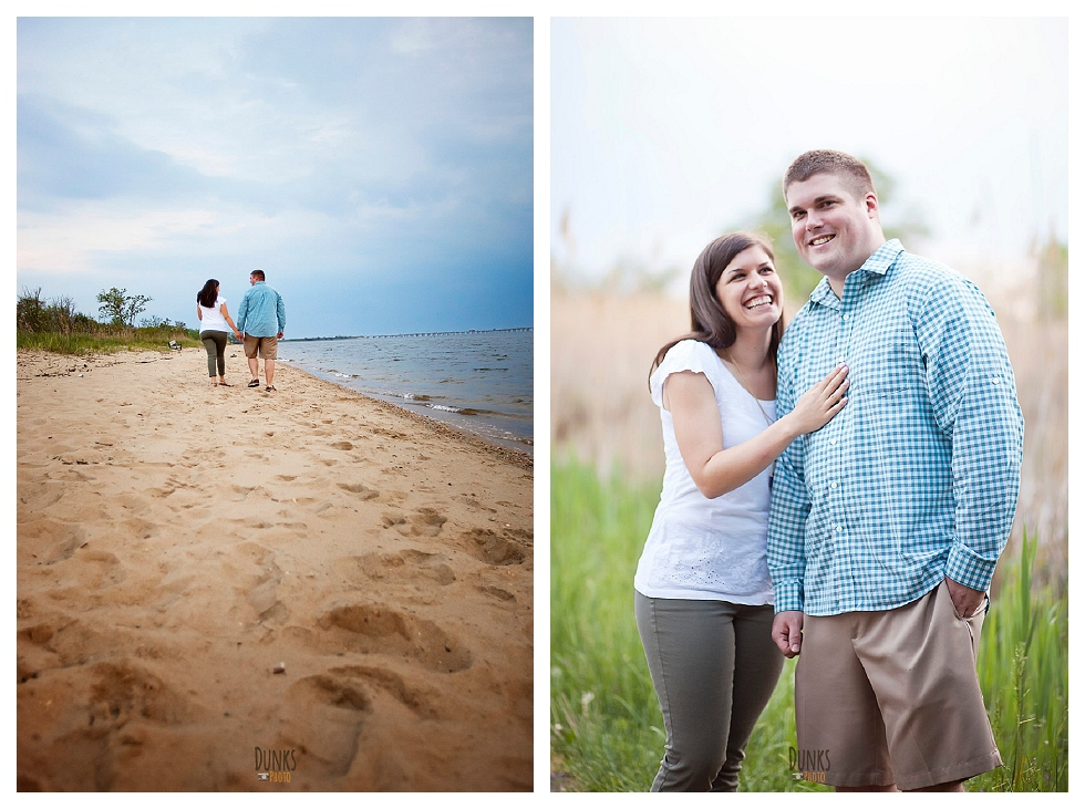 Eastern Shore Engagement Session-007