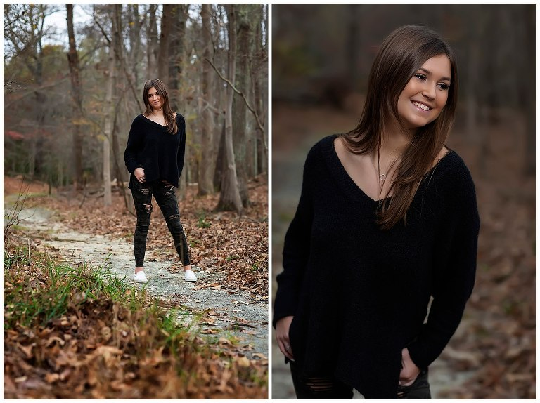 Calvert County Senior Photos